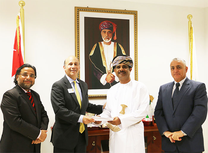 Dhofar University  & AACSB Accreditation