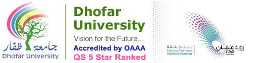 Dhofar University 2020 | Dhofar University