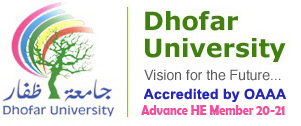 Academic Calendar 2018-19 | Dhofar University