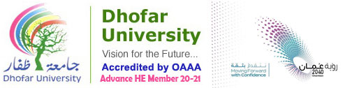 Deputy Vice Chancellor Message | Dhofar University