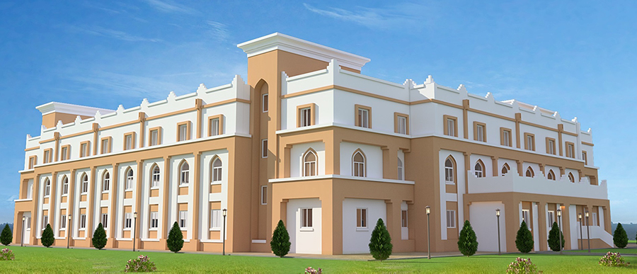 Dhofar_university_Female_Dormitory