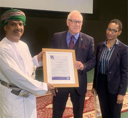 DU Gets Internationally Accredited by ASIC