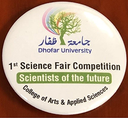 DU Conducts the First High School Science Fair Competition