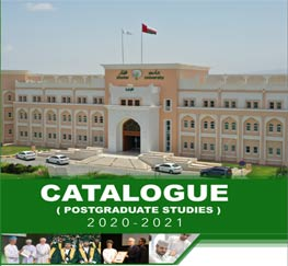 Postgraduate Studies Catalogue 2020-21